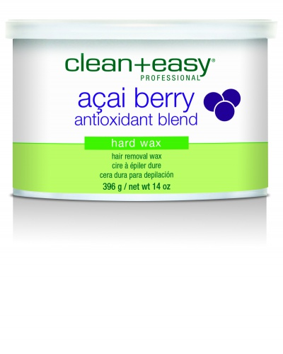 Acai berry pot full body hard wax 396gr