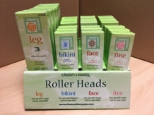 Display met 24 x 3 rollers (large-medium-face-fine)