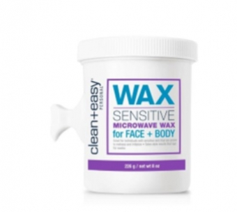 Sensitive Microwave Wax