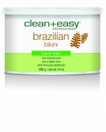 Brazilian pot hard wax 396 gr